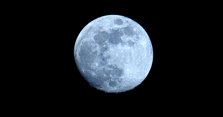 Is moon a star?