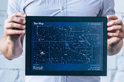 Star Database coordinates